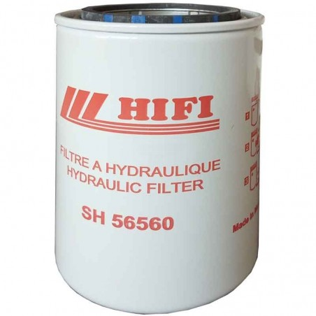 Filtr hydrauliczny SH 56560 - HIFI FILTER