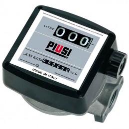 Mechaniczny licznik do oleju K33 - PIUSI