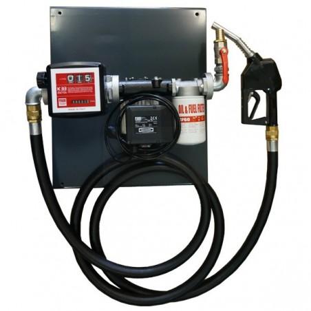 Układ dystrybucyjny do oleju napędowego ST33