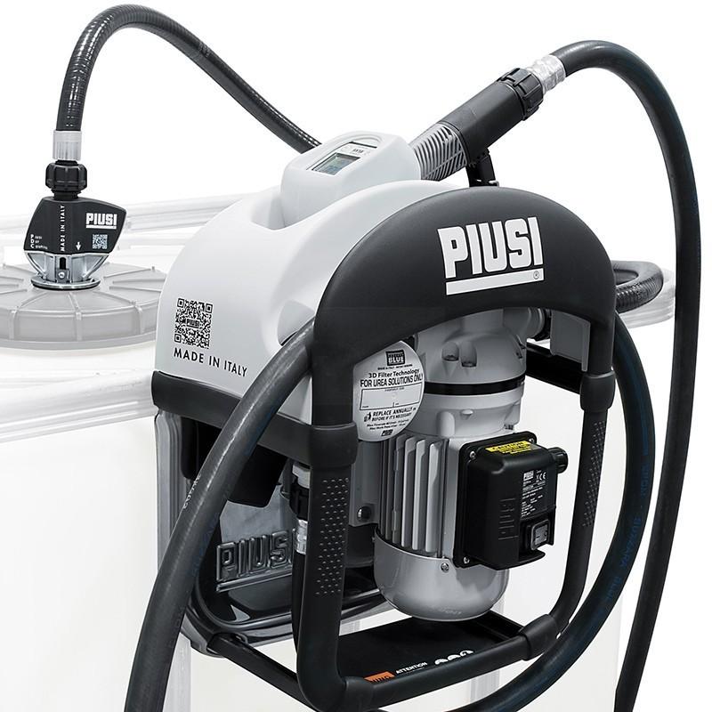 AdBlue dystrybutor z licznikiem paliwa i automatyczmy, pistoletem