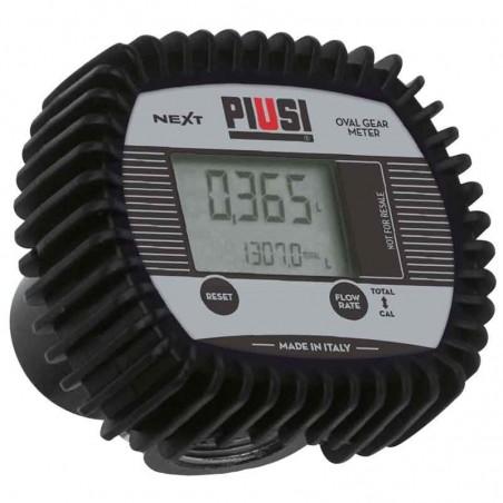 """Licznik do oleju NEXT/2, 6-60 l/min, GW 3/4"""" - PIUSI"""