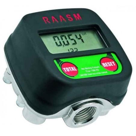 """Licznik do oleju, 30 l/min, GW 1/2"""" - RAASM"""