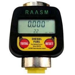 Licznik RAASM 100 l/min