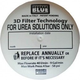 Filtr Adblue 3d filter Technology