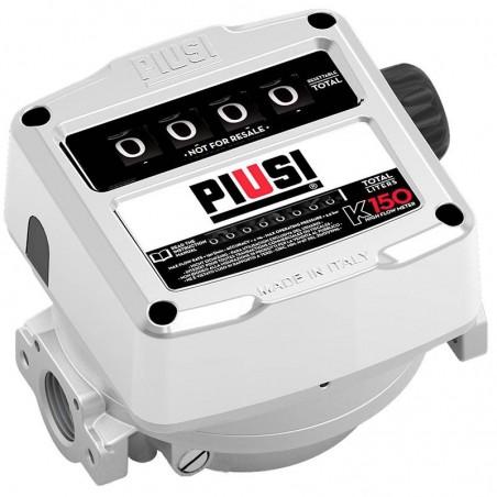 Licznik paliwa K150, ON, 25-140 l/min - PIUSI