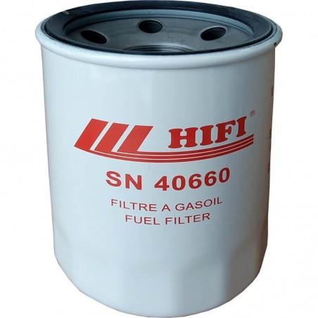 Filtr paliwa SN 40660 HIFI FILTER - Zamiennik CT70016