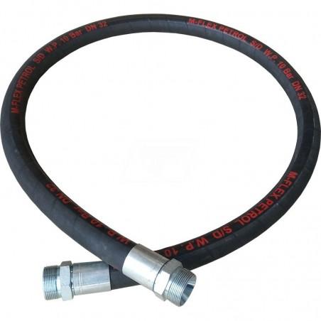 Wąż ssawno-tłoczny do paliwa 32 mm, M-FLEX PETROL S/D