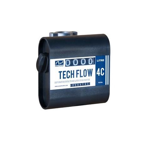 Licznik paliwa, oleju napędowego, 20-120 l/min - Adam Pumps