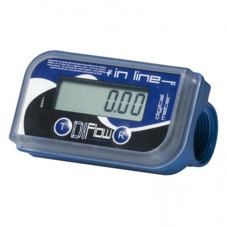 Licznik In Line do Adblue, 10-150 l/min - Adam Pumps