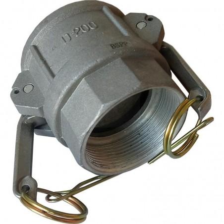 Złącze Camlock Typ D, aluminiowe