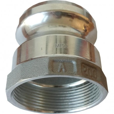 Złącze Camlock Typ A, aluminiowe