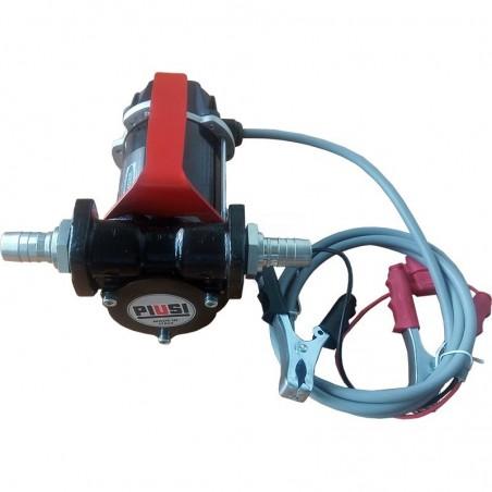 Pompa do paliwa Carry 12V, 50 l/min, z rączką - PIUSI